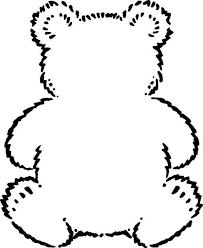 20 bear template ideas teddy bear template