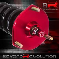 lexus sc300 for sale ebay 91 00 lexus sc300 400 rwd sport red black full adjustable coilover
