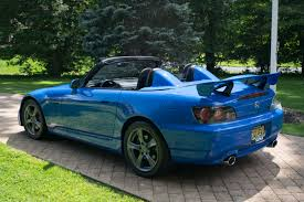 2008 apex blue s2000 club racer just sold on bring a trailer