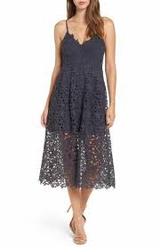 women s blue lace dresses nordstrom