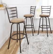 Bar Stool Sets Of 3 Walmart Bar Stools Home Design Ideas