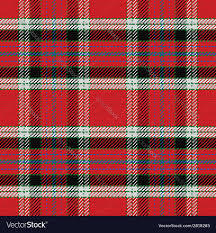 seamless pattern scottish tartan royalty free vector image