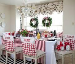 deco de cuisine idee deco table noel et blanc trendy idees deco relooking pas