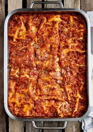 Meat Lasagna Recipe With Cottage Cheese by Recipe Mom U0027s Lasagna With Beef Ragù Cottage Cheese Mozzarella