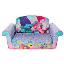 marshmallow furniture children u0027s 2 1 flip open foam sofa