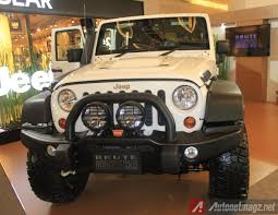 jeep brute kit meet the new jeep wrangler brute double cab autonetmagz