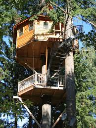treehouse designs spacious simple treehouse designs for kids with
