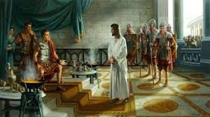 imagenes de jesus ante pilato evangelio de juan conferencia 42 jesús ante pilato armando