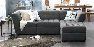 Black Microfiber Sectional Sofa Microfiber Sectional Happyhippy Co