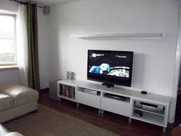 wall mount tv shelf ideas tv on the wall decorating ideas in the