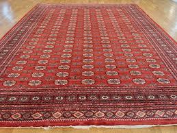 10 X 20 Rug Elephant Feet Design Bokara 10 U0027 X 14 U0027 Hand Made 100 Wool Oriental