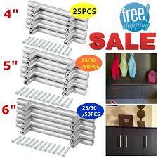 kitchen cabinet door handles walmart 30pcs stainless steel kitchen cabinet door knob t bar drawer handle pulls us