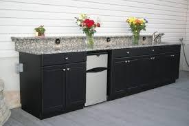 Outdoor Kitchen Cabinets Polymer Modern Outdoor Kitchen Cabinets Polymer For Outdoor Decor In