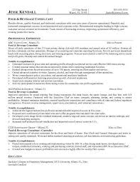 culinary resume templates resume example 47 college of culinary