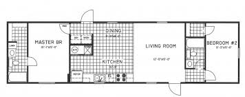 2 bedroom floor plans 2 bedroom floorplans modular and manufactured homes in ar