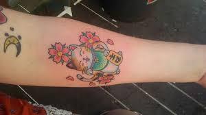 tattoo cat neko lucky cat tattoo maneki neko tattoo design ideas 2018