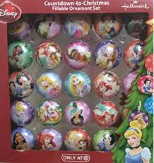 sofia the 7 ornament set