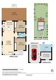 Park West Floor Plan by 76 Birdwood Road Holland Park West Qld 4121