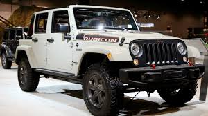 transformers jeep wrangler 2017 jeep wrangler rubicon recon 2017 chicago auto show youtube