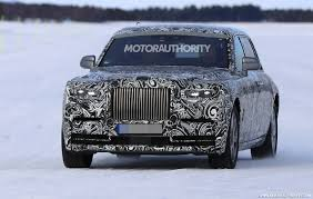 2018 rolls royce cullinan rolls royce to unveil new phantom in july