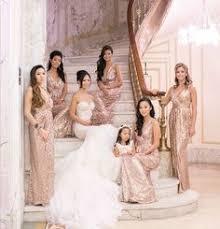 metallic gold bridesmaid dresses metallic bridesmaid dresses wedding archives