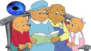 barenstein bears how you spell the berenstain bears could be proof of parallel