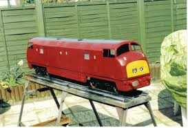 Backyard Trains You Can Ride For Sale Miniature Railway Supply Co