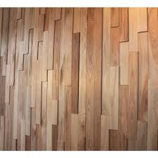 3 dimensional wood wall solitek 2 1 2 in x 48 in eucalyptus 3 dimensional wall covering