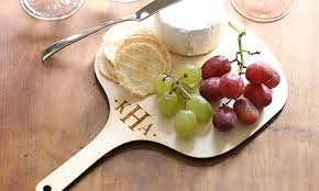 personalized cheese board personalized cheese boards morgann hill designs groupon