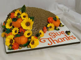 cornucopia thanksgiving cake cake is