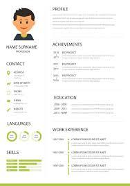 Job Resume Template Singapore by Resume Samples Singapore Cv Resume Templates Singapore