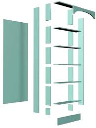 bookcase medium size of concealed bookcase hinges hidden