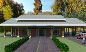 Excepcional Plantas de casas de campo: 5 lindos modelos para construir #WK69