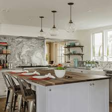 Kitchen Without Cabinet Doors Kitchen Without Cabinet Doors Smooth White Wooden Countertop Sleek