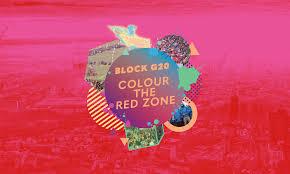 Colour Block G20 U2013 Colour The Red Zone