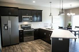 what color appliances look best with cabinets slate appliances bold kitchen cabinet colors for 2018