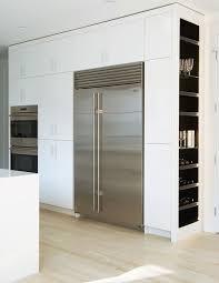 wine rack cabinet over refrigerator vertical pan rack cabinet over refrigerator transitional kitchen