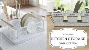 27 cool kitchen storage and organization ideas 2 youtube