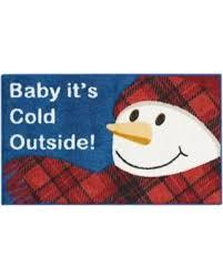 Snowman Rug Surprise 50 Off Nourison Holiday Snowman 18