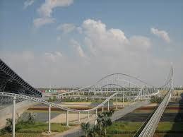 roller coaster abu dhabi speed abu dhabi inundated by indian tourists
