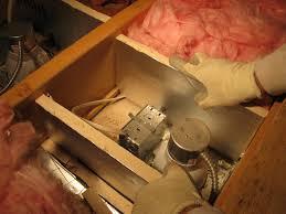 Insulation Around Recessed Lighting Home Energy Audit A Concord Carpenter