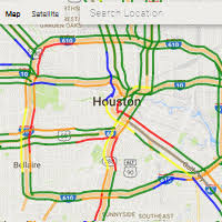 houston map glasses houston transtar traffic map features