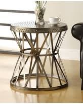 Drum Accent Table Unexpected Christmas Deals For Drum End Table