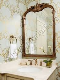 beaudry french ornate arched wall mirror 43