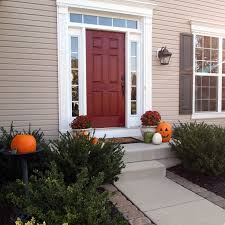 make your outdoor entry eye candy in one day paint the door