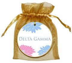 o999 delta gamma ornament