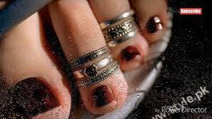 toe finger rings images Beautiful toe ring designs jpg