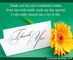 thank you messages birthday thanks message phrases wishes