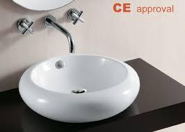 comes counter top basin vitrous ceramic