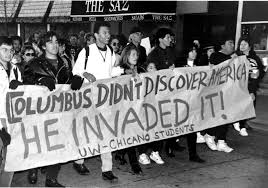 when is thanksgiving celebrated in america columbus day challenging christian hegemony